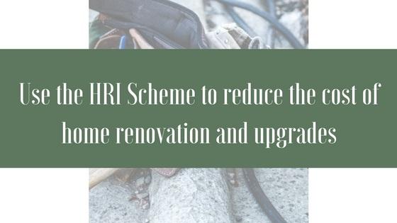 HRI Scheme