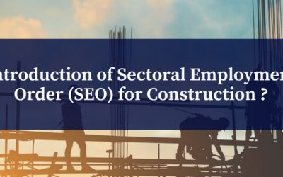 Sectoral Employment Order